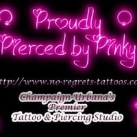 no regrets tattoos body piercing in champaign photos reviews