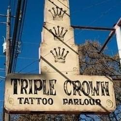 Triple Crown Tattoo Parlour